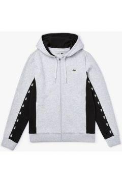 Sweat-shirt Lacoste Sweatshirt À Capuche Sport En Molleton Bicolore(115606840)
