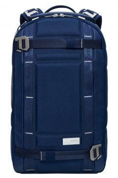 Douchebags The Rucksack - Deep Sea Blue Leather(100401970)