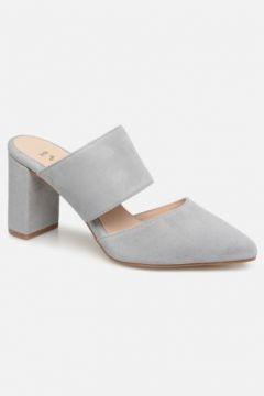 SALE -50 Shoe the bear - Selma S - SALE Clogs & Pantoletten für Damen / grau(111579670)