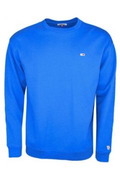 Sweat-shirt Tommy Jeans Sweat col rond bleu France pour homme(115506656)