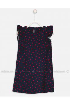 Navy Blue - Age 8-12 Dress - LC WAIKIKI(110342133)