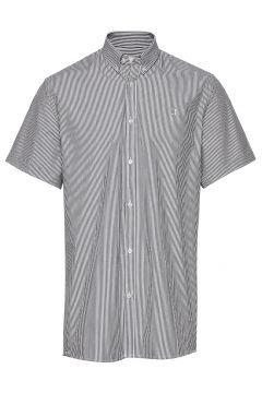 Lyon Seersucker Ss Shirt Kurzärmliges Hemd LES DEUX(116270142)
