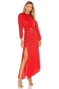 Платье миди carmen - Ronny Kobo(125436265)