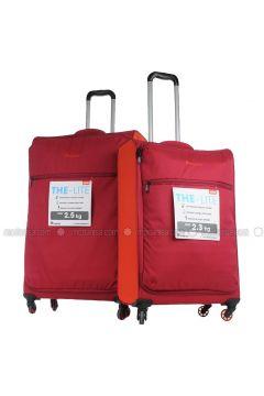 Maroon - Suitcases - İt Luggage(110328924)