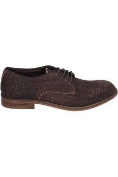 Chaussures Evc élégantes marron cuir BT960(98485345)