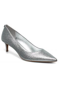 Sara Flex Kitten Pump Shoes Heels Pumps Classic Silber MICHAEL KORS SHOES(116951298)