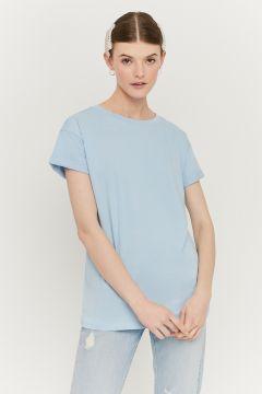Blaues T-Shirt(111106021)