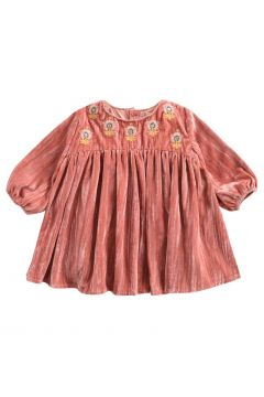 Kleid aus Velours Chachani(114142014)