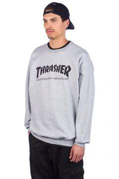 Thrasher Skate-Mag Crewneck Sweater grijs(95391161)