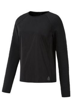 Sweat-shirt Reebok Sport Sweatshirt femme Thermowarm Delta Peak Crew Neck(115552751)