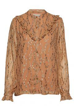 Shirt Bluse Langärmlig Orange SOFIE SCHNOOR(114157864)