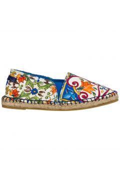 Girls espadrilles slip on shoes child cotton(116788798)
