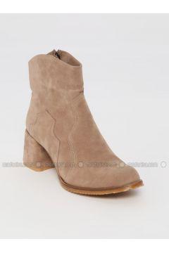 Beige - Boot - Boots - Sitill(110336306)