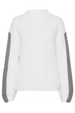 Chunky Knit Strickpullover Creme LEE JEANS(114157465)