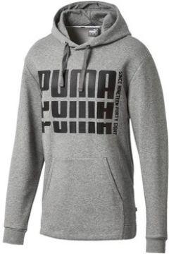 Sweat-shirt Puma Felpa Cappuccio Grigia(115478162)