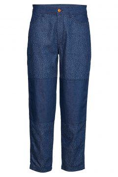 Rodebjer Eszti Straight Jeans Hose Mit Geradem Bein Blau RODEBJER(114152804)