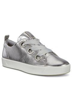 Ecco Kadın Sneaker Soft 8 W Alusilver Gumus(114219549)