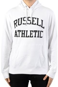 Sweat-shirt Russell Athletic Sweat à Capuche Iconic Tackle Twill Hoody(115518107)