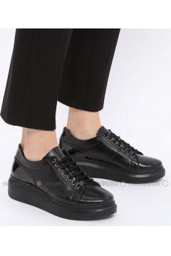 Black - Casual - Shoes - Gezer(110328645)