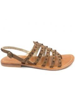 Sandales Nice Shoes sandales marron(127979773)