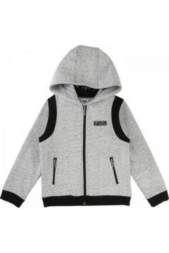 Jogging enfant Karl Lagerfeld Veste grise(98529157)
