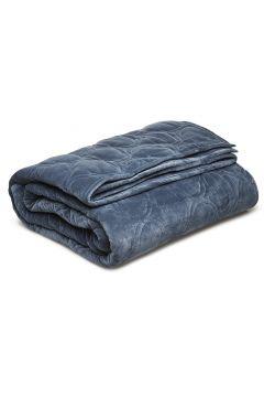 Day Velveto Quilt Decke Blau DAY HOME(97117028)