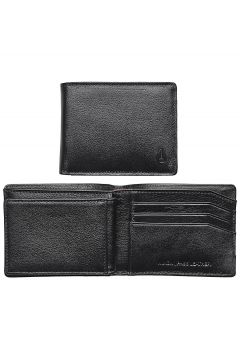 Nixon Pass Leather Wallet zwart(104307591)