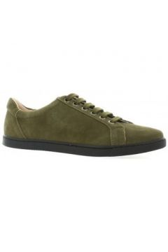 Chaussures Exit Baskets cuir velours(127909169)