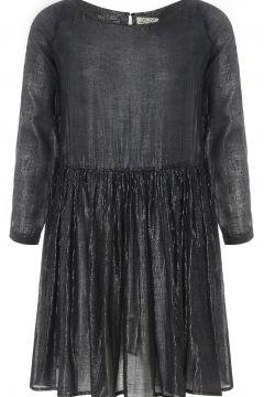 Kleid aus Lurex - Damenkollektion -(93603395)