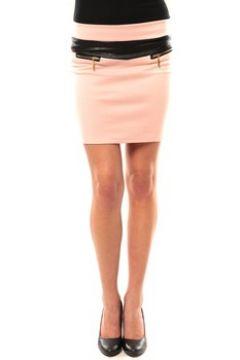 Jupes Nina Rocca Jupe J.X Fashion Rose(115471565)
