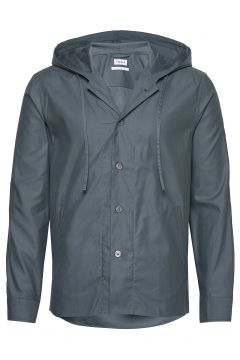 M. Kit Hooded Jacket Dünne Jacke Schwarz FILIPPA K(117683775)