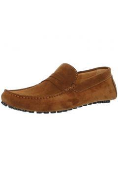 Chaussures Les Mocassins Tropéziens Mocassins les tropéziens ref_lmc43296 Marron(115557368)