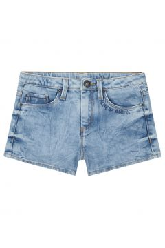 O\'Neill 5 Pocket Denim Mädchen Shorts - Light Authentic Blue(110365475)
