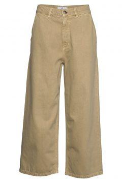 Mavis Ecru Jeans Mit Weitem Bein Loose Fit Beige ARNIE SAYS(114154285)