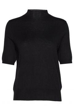Evelyn Sweater Rollkragenpullover Poloshirt Schwarz FILIPPA K(114468143)