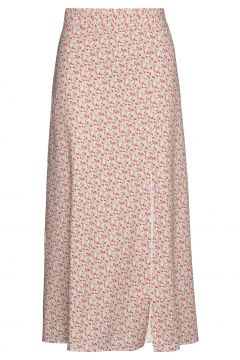 Ora Skirt Knielanges Kleid Pink NOTES DU NORD(114164256)