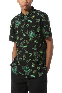 Рубашка Vans X Shake Junt Buttondown(125494549)