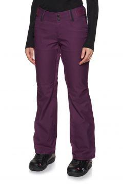 Pantalons pour Snowboard Femme Holden Standard - Sangria(111320834)