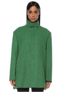 Balenciaga Kadın PALTO Yeşil 36 FR(120941570)