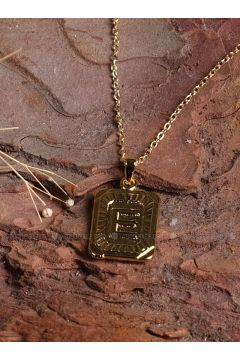 Gold - Necklace - By Geda(110328757)