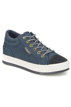 Dockers By Gerli Kadın Sneaker - 220724 Lacivert Kadın Sneaker-(123836549)