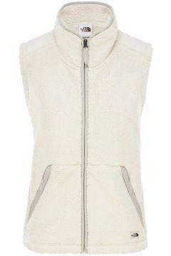 THE NORTH FACE Campshire 2.0 Fleece Vest vintage white/dove grey(105078787)