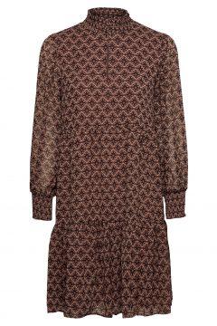 Dress Kleid Knielang Bunt/gemustert SOFIE SCHNOOR(119232957)