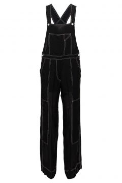 Sheer Workwear Dunga Jumpsuit Schwarz HILFIGER COLLECTION(114150570)