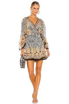 Мини платье draped - Camilla(125434512)