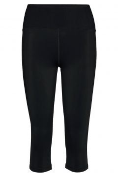 Cropped Legging Running/training Tights Schwarz FILIPPA K SOFT SPORT(114154542)