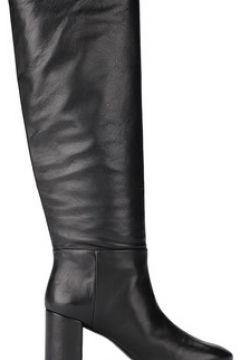 Bottes Tory Burch BotteBrooke en cuir noir(101613041)