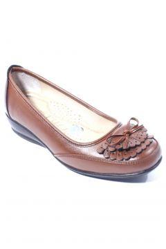 OFLAZ Taba Kadın Klasik Ayakkabı(124596961)
