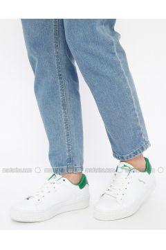 Green - White - Sport - Sports Shoes - Slazenger(110314072)