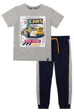 Комплект: футболка, брюки PlayToday(121231612)